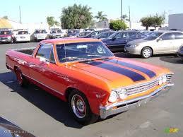 concept el camino 1967 orange chevrolet el camino 1055673 photo 2 gtcarlot com