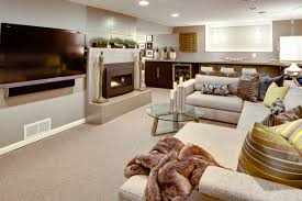 Basement Design Ideas Plans Basement Remodeling Pictures In 1950s House U2014 New Basement And