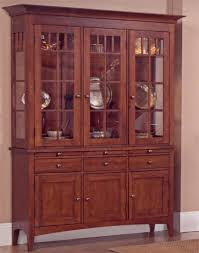 hutch kitchen furniture captivating buffet with glass door hutch