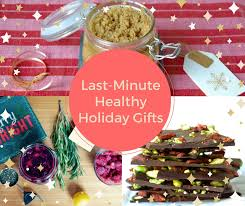 Healthy Food Gifts Healthy Homemade Gifts With Less Than 5 Ingredients