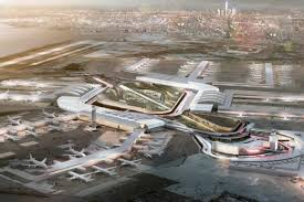 Jfk Terminal 4 Map Jfk Airport Will Get A 10b Cutting Edge Transformation Curbed Ny