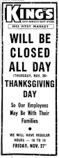 thanksgiving grocery store hours advertisements groceteria com supermarket history