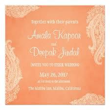 hindu wedding invitations hindu wedding invitation mehndi and gold card zazzle
