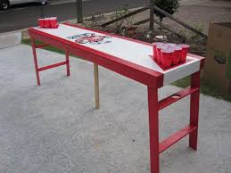 custom beer pong tables custom beer pong table by bkcustomcornhole on etsy 270 00