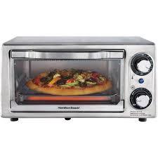 Walmart Toaster Oven Canada Hamilton Beach 4 Slice Toaster Oven Model 31138 Walmart Com