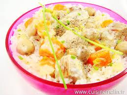 cuisiner la blanquette de veau blanquette de veau cuisine malin cuisine malin