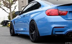 modified bmw m4 bmw m4 matte blue u2013 new cars gallery