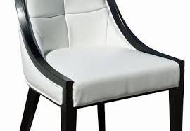 Leather Parson Dining Chairs Fascinating Artefac Distressed Leather Dining Chair Reviews Houzz