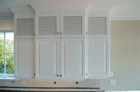 Louvered Cabinet Door Best Cabinet Door Ideas For Different Styles Of Kitchens Kris