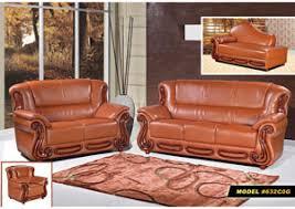 Cognac Leather Sofa by Jerusalem Furniture Philadelphia Furniture Store Home