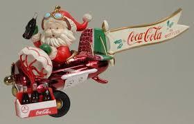 enesco coca cola ornaments at replacements ltd