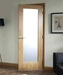 oak interior doors home depot contemporary interior door with glass interior doors wood hollow