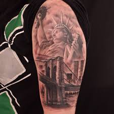 new york sleeve tattoo google search tattos pinterest