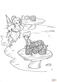 fairy mary coloring page free printable coloring pages