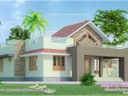 Home Exterior Design Plans Three Fantastic House Exterior Designs Home Kerala Plans Single