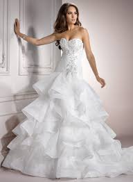 huge ball gown wedding dresses luxury brides