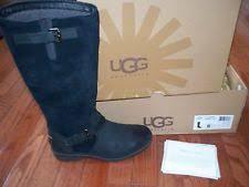 s thomsen ugg boots ugg australia s thomsen boot black 1005268 7 ebay