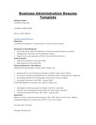 sample academic resume cover letter administration sample resume network administration cover letter business administration degree resume s associates in business lewesmradministration sample resume extra medium size