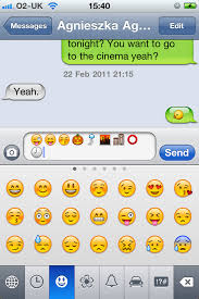 android smileys how to send and receive emoticons emoji from iphones on your