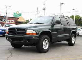 1999 dodge durango 4x4 1999 dodge durango slt 4x4 w 3rd row alloy wheels in knoxville tn