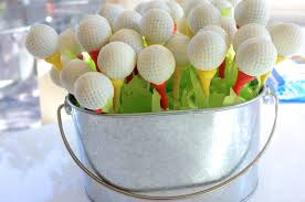 cake pops golf cake pops for pops romancing the