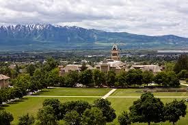University Of Utah Campus Map Utah State University Acalog Acms