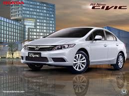 mobil honda all new honda civic glen honda mobil