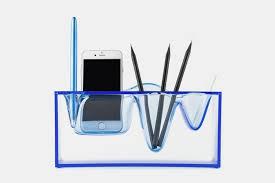 Modular Desk Organizer Desktructure Modular Organizer Forms Into Boats Cityscapes