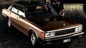 nissan datsun 1980 datsun 280c saloon u00271979 u201383 youtube