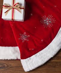 Blue Velvet Tree Skirt Clearance Christmas Trees And Accessories Tree Classics
