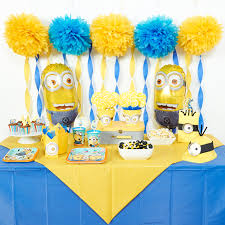 minion birthday party ideas diy minions party ideas birthday express