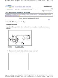download 2000 chevy truck s10 t10 heater vent module replacement