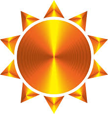 sun rays clipart png free best sun rays clipart png on
