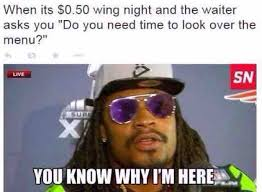 Marshawn Lynch Memes - you know why i m here edge induced cohesion