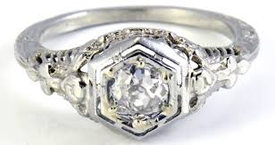 purchasing an art deco engagement ring ageless heirlooms