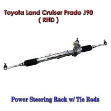 land cruiser prado kzj95 vzj95 rzj95 lj90 lj95 power steering rack