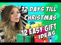 12 days until christmas 12 easy gift ideas for girlfriend wife