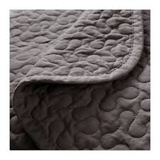 Duvet And Quilt Difference Alina Bedspread And 2 Cushion Covers Queen King Ikea