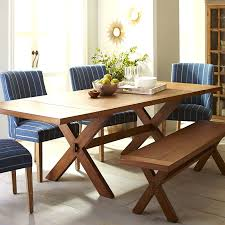 dining room tables neat rustic table expandable round awesome pier