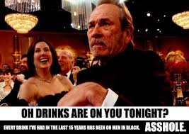 Tommy Lee Jones Meme - give tommy lee jones the golden globe for best meme the daily