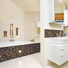 bathroom mosaic tile ideas bathroom feature wall ideas photogiraffe me