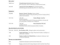one page resume exles one page resume exles technical sle executive vozmitut