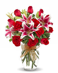 roses and lilies charming roses and lilies roses columbus florist same day
