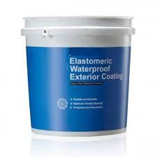 Is Exterior Paint Waterproof - elastomeric exterior waterproof paint at rs 300 litre dahisar