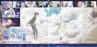 a certain magical index ii to aru majutsu no index ii original soundtrack 2 mp3 download to