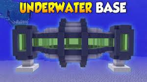 1001 Minecraft House Ideas Minecraft How To Build A Secret Underwater House Base Tutorial