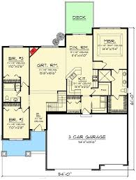 craftsman open floor plans 372 best house plans images on house floor plans