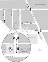 parent handbook aidan montessori school campus map