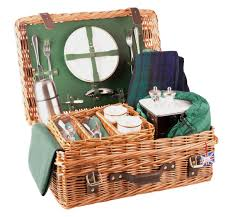 picnic basket for 2 the edwardian luxury picnic 2 4 or 6 person amberley
