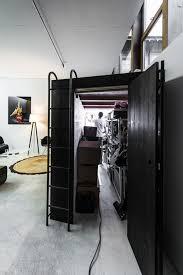 living cube combines entertainment center bookshelves wardrobe